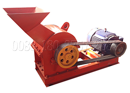 Hammer fertilizer crusher