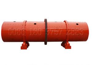 Large-scale drum pelletizer