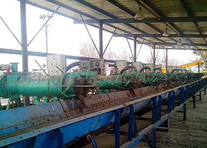Manure Dryer Equipment