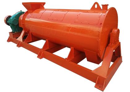 New Type Cow Dung Fertilizer Pellet Machine