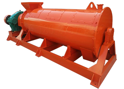 New Type Organic Fertilizer Granulator