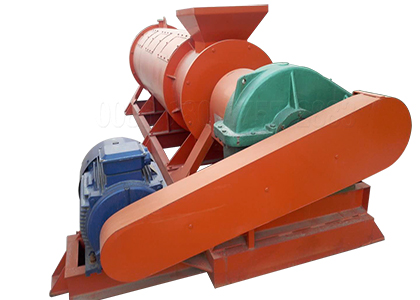 New Type Poultry Manure Granulator