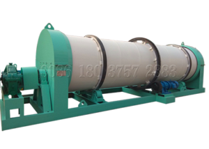 Rotary Drum Churning Manure Pellet Mill