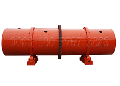 Rotary Drum Horse Manure Pellet Mill