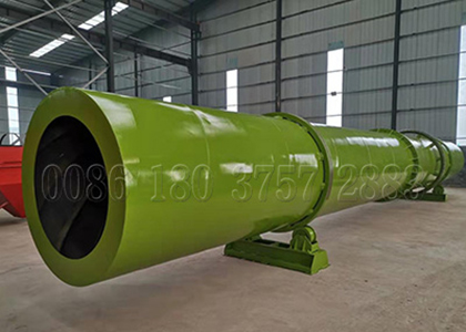 large-scale fertilizer drying machine