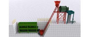 mixed fertilizer manufacturing process