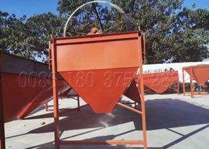 rotary drum screening machine