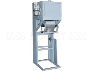 Powdery fertilizer packing machine