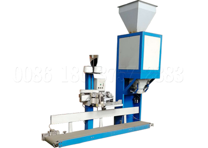 fertilizer products bagging machine