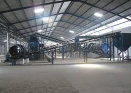 Small Fertilizer Plant for Manure Fertilizer Production