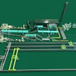 Dollar cost of purchasing a mini organic fertilizer production line